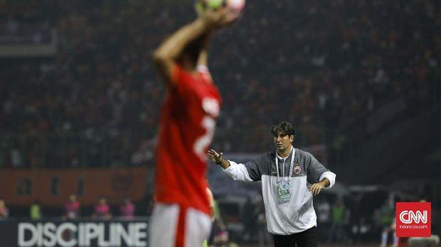 Stefano Cugurra menjalani dua musim bersama Persija Jakarta.