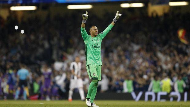 Real Madrid dikabarkan mencari pengganti Keylor Navas.