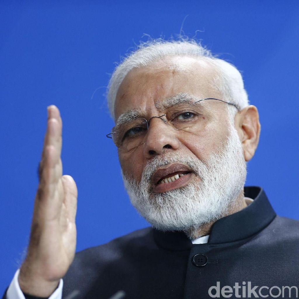Penuhi Undangan Jokowi, PM India ke Indonesia 30 Mei