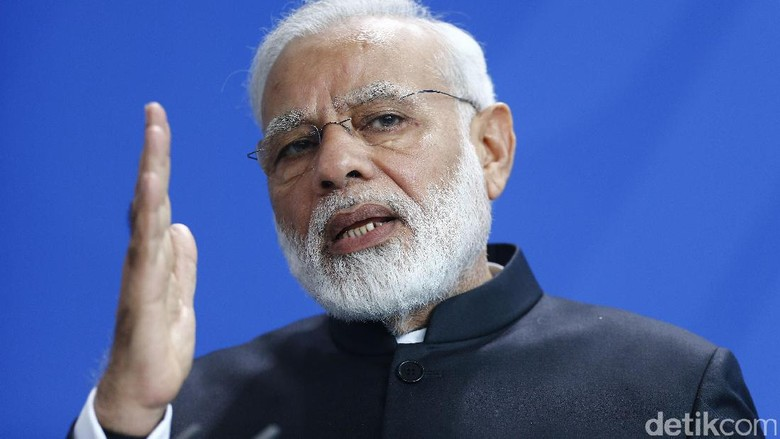 India Akan Kirimkan Astronot ke Luar Angkasa Tahun 2022