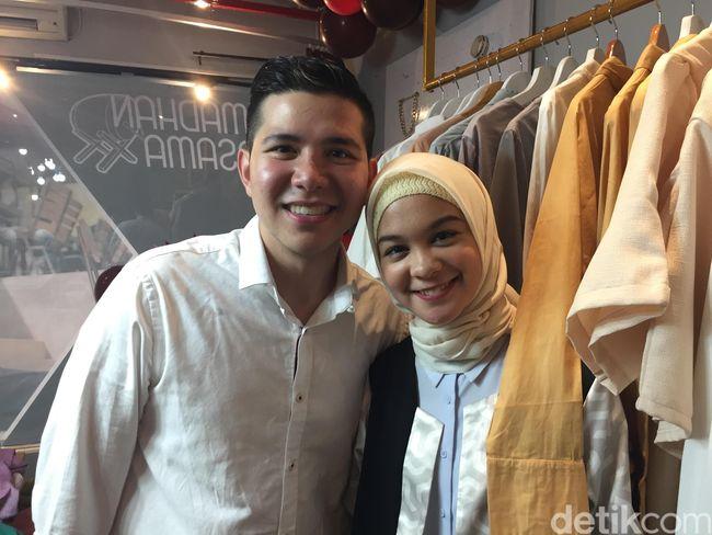 haykal kamil berbagi cerita tentang puasa pertama bareng istri