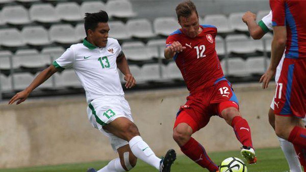 Timnas U-19 Akui Keunggulan Republik Ceko
