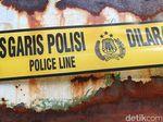 Penyerang Polsek di Jambi Membabi-buta Tebaskan Parang