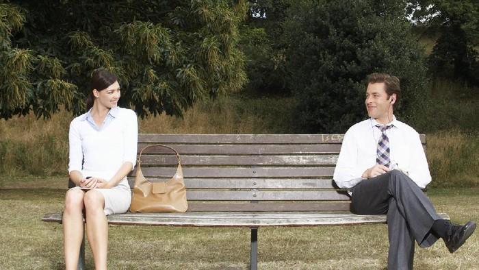 Jatuh cinta dapat dibuktikan secara ilmiah. Foto: thinkstock