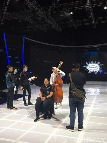 Intip Andien dan 10 Finalis Latihan Jelang Final Sunsilk Hijab Hunt 2017