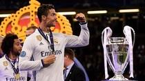 Momen-momen Cristiano Ronaldo di Final Liga Champions