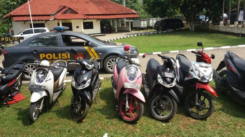Jadi Penadah Curanmor, IRT di Pekanbaru Ditangkap Polisi