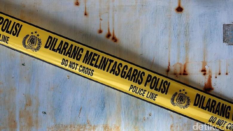 Rumah Eks Deputi Basarnas Diduga Ditembak