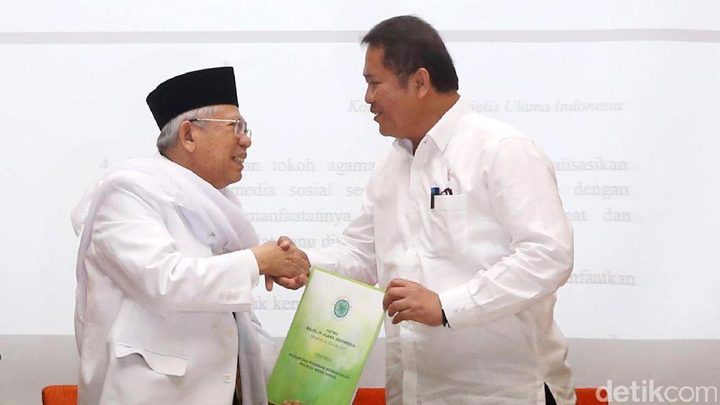 Setelah Fatwa Medsos, Indonesia Butuh Literasi Digital