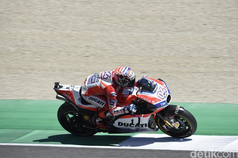 Andrea Dovizioso di MotoGP Italia (Foto: Ducati)