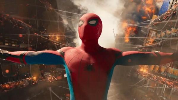 Nilai Tinggi Film Spider-Man: Homecoming dari Penonton