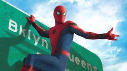 Alasan Marvel Sematkan Kata Home di Judul Sekuel Spider-Man