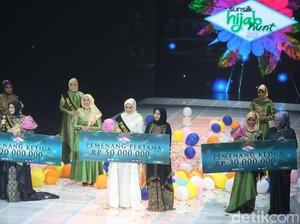 Selamat! Atlet Nasional Ini Jadi Juara 1 Sunsilk Hijab Hunt 2017