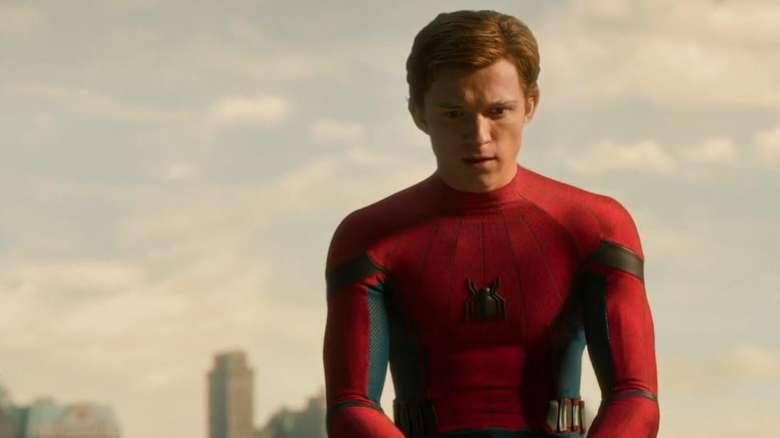 Langkah Tom Holland Sebagai Spider-Man Masih Lanjut