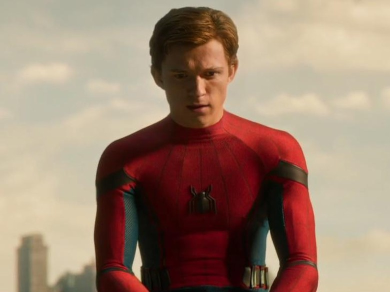 Tom Holland Umumkan Spider-Man: Far from Home Beres Syuting
