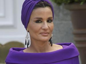 5 Fakta Tentang Sheikha Mozah, Ibu Negara Qatar yang Stylish