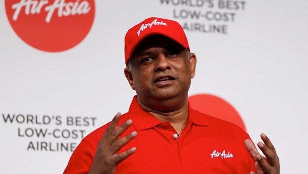 Bos AirAsia ke Pemerintah RI: Jangan Terlalu Mengatur!
