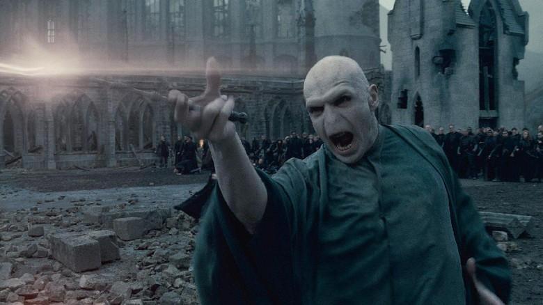 Menyaksikan Asal Usul Voldermort Musuh Harry Potter dalam Live-Action