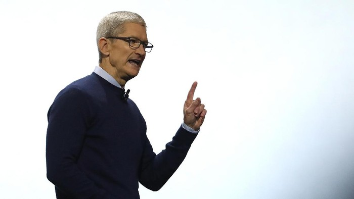 CEO Apple Tim Cook. Foto: Getty Images