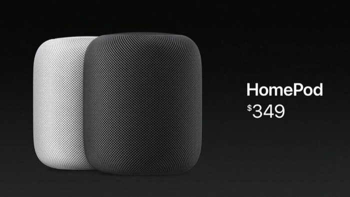 HomePod. Foto: Apple
