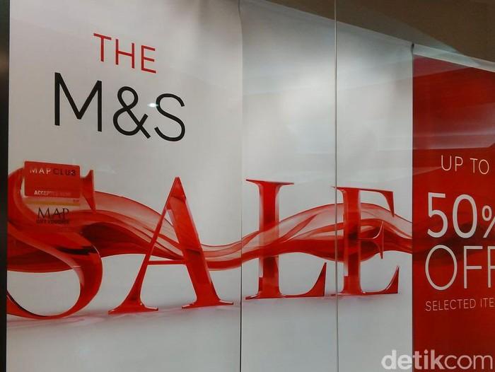 Diskon Marks & Spencer