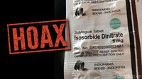 Wajib Bawa Obat Isosorbide Dinitrate Untuk 'Jaga-jaga' Serangan Jantung