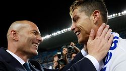 Ronaldo Jadi Pemicu Kepergian Zidane dari Madrid