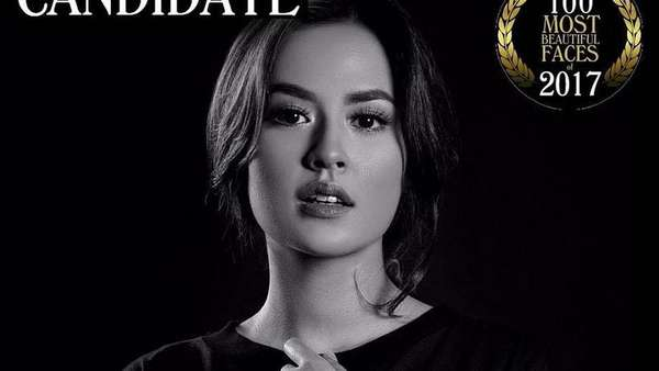 Tentang Ayu Ting Ting Jadi Kandidat Wanita Tercantik Bareng Gal Gadot