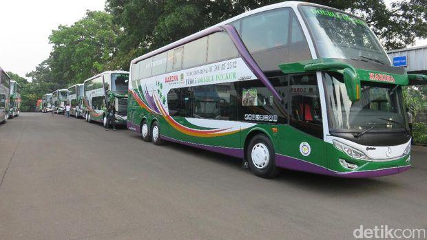 Bus Tingkat Mercy Lorena