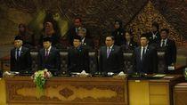 DPR Sidang Paripurna soal RAPBN 2018, 254 Anggota Dewan Tak Hadir