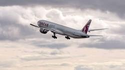 12 Penumpang Qatar Airways Kena Virus, Yunani Hentikan Penerbangan Qatar