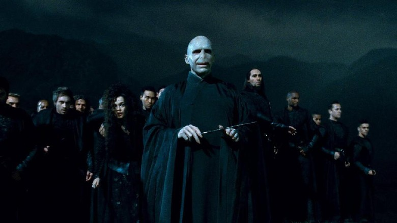 Live-Action Voldermort Ungkap Siapa The Dark Lord
