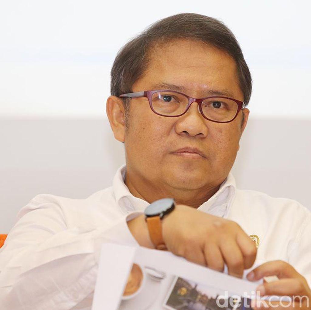 Dirut Indosat Lepas Jabatan, Menkominfo: Biasa Saja
