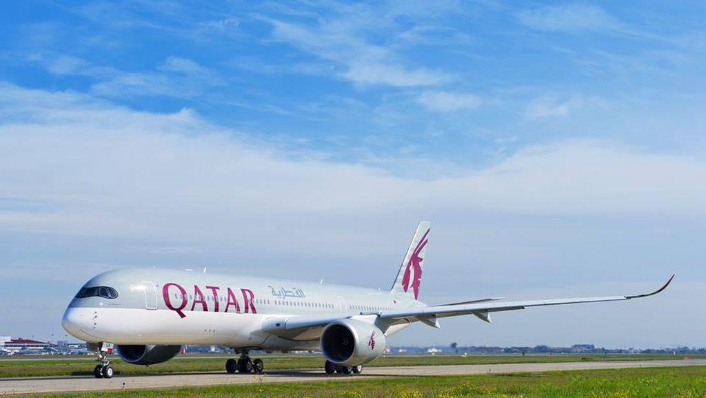 Qatar Airways Kembalikan Uang Penumpang Rp 17 T, Dalam Rangka Apa?