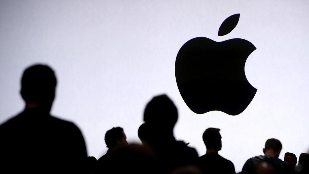Target Penjualan Apple Diturunkan Gara-Gara Perang Dagang AS-China