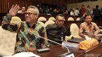 Komisi II, Kemendagri, KPU dan Bawaslu Rapat Bahas PKPU