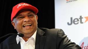 Saat Bersih-bersih Pesawat, Bos AirAsia Bilang: Dont Film Me