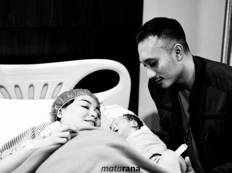 Lahirkan Anak Kedua Secara Caesar, Soraya Larasati Bak Nonton Film