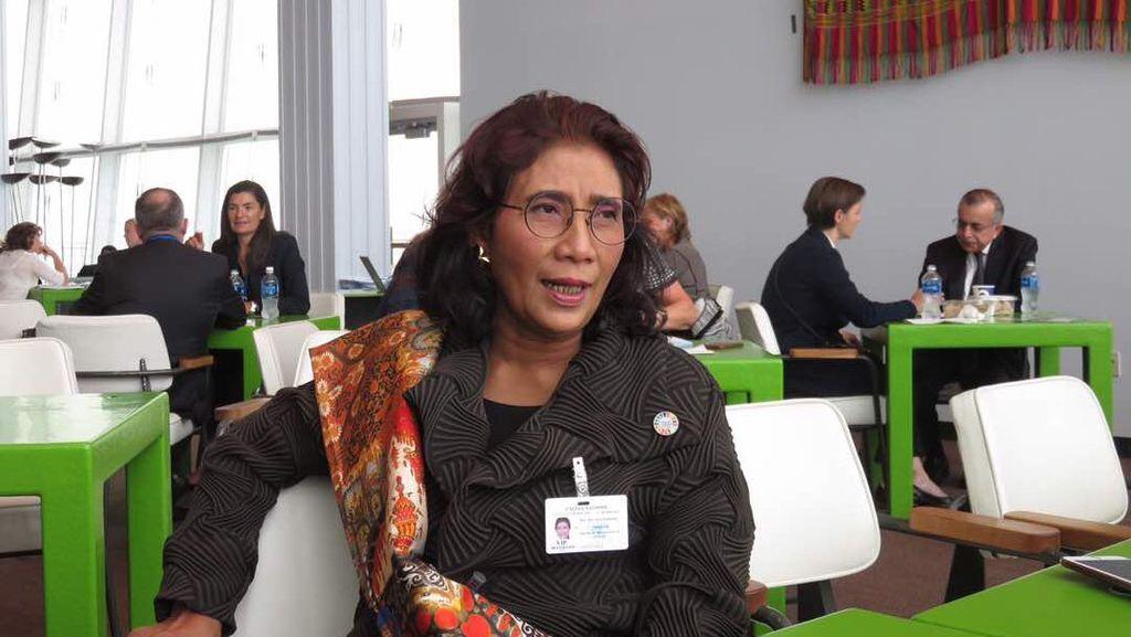Bahas Maritim, Menlu Maladewa Mau Bertemu Menteri Susi