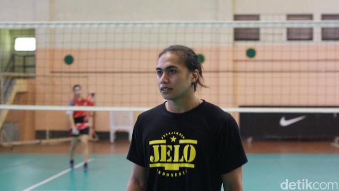 Aprilia Manganang, pemain timnas voli putri