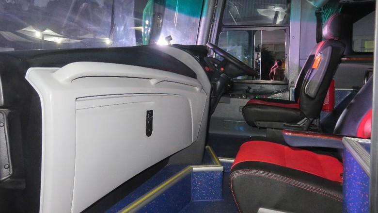 Bus tingkat Mercy (Foto: Khairul Imam Ghozali)