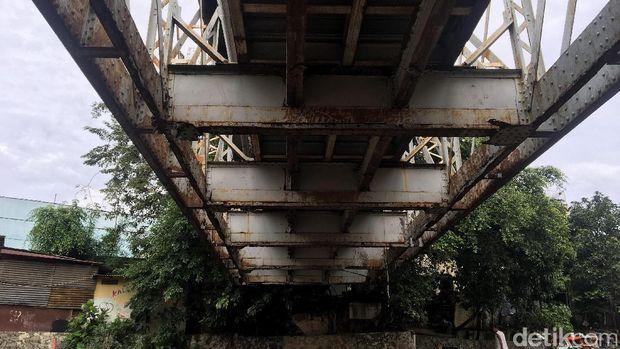 Sebelum Ditutup, Jalur Kereta Salemba Dipakai untuk Mengangkut Opium