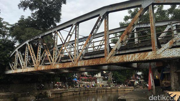 Penutupan Jalur KA Salemba dan Berhentinya Pabrik Opium di Jakarta