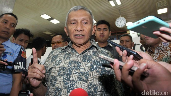 Pansus Hak Angket KPK akan Audiensi dengan Amien Rais