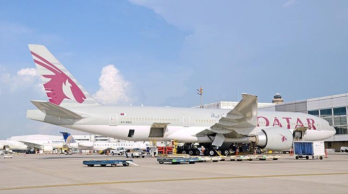 Maskapai Qatar