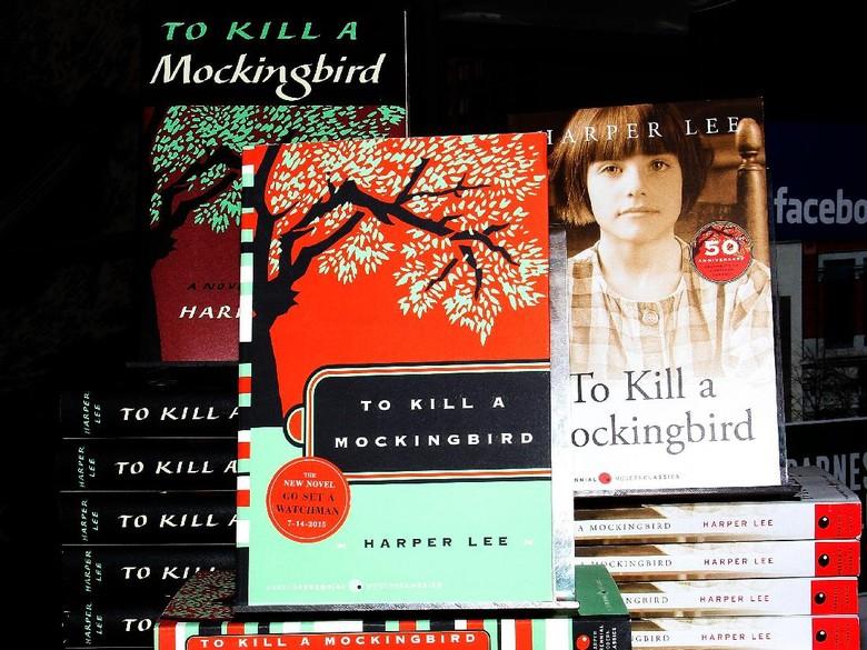 To Kill a Mockingbird Didaulat Novel Terfavorit di AS Foto: Getty Images