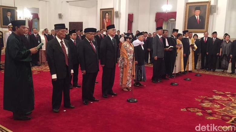 Apa Beda UKP Pancasila Bikinan Jokowi dan BP7 di Era Soeharto?