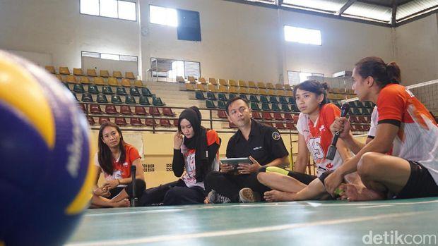 Live Chat pemain timnas voli putri bersama detiKSport.