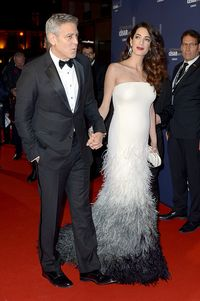 George Clooney dan Amal