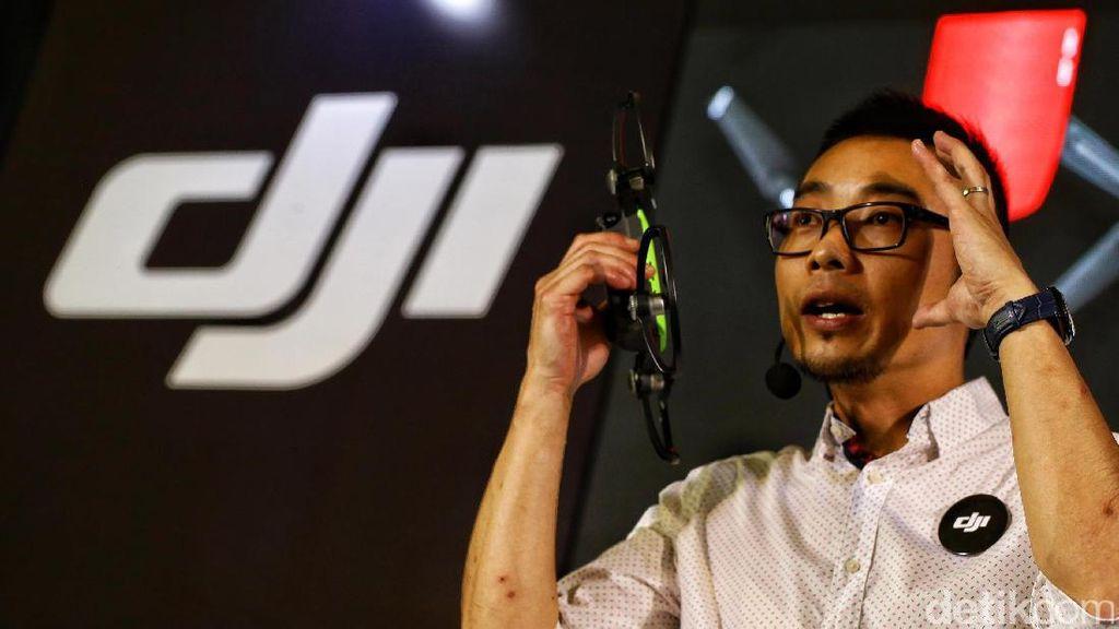 Usai Blacklist Huawei, AS Kini Incar DJI?